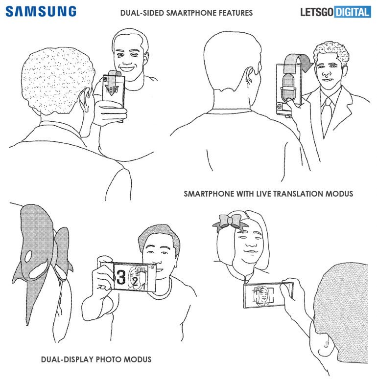 samsung patents wraparound display2 3