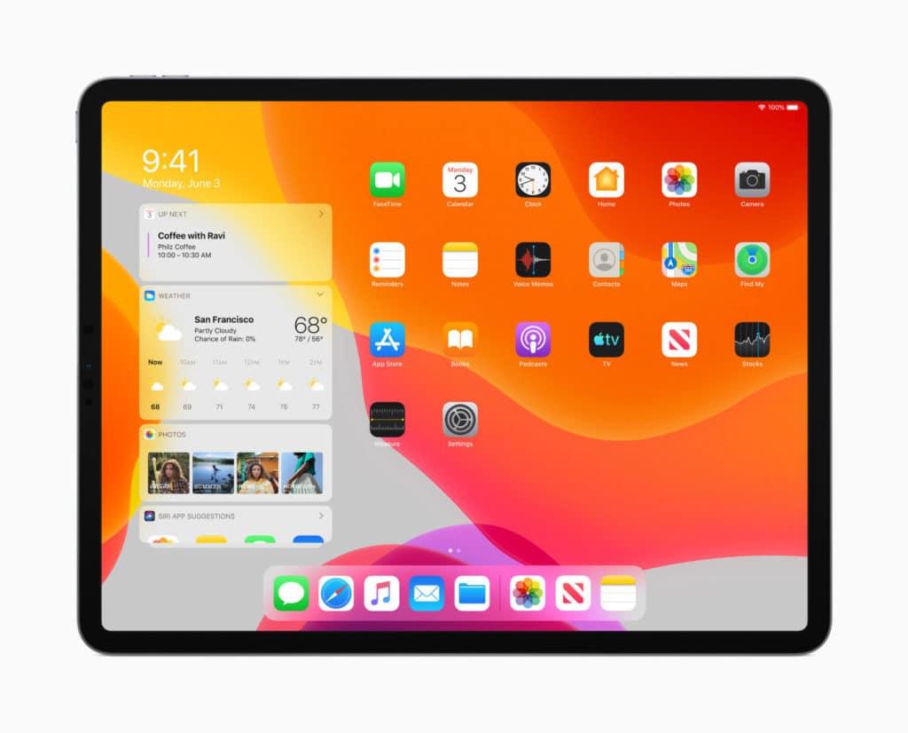 Apple iPadOS Today View 060319 1 3