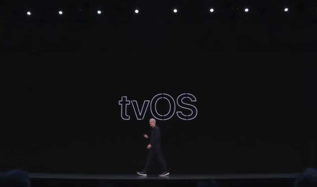 WWDC 2019 Apple tvOS 1 5