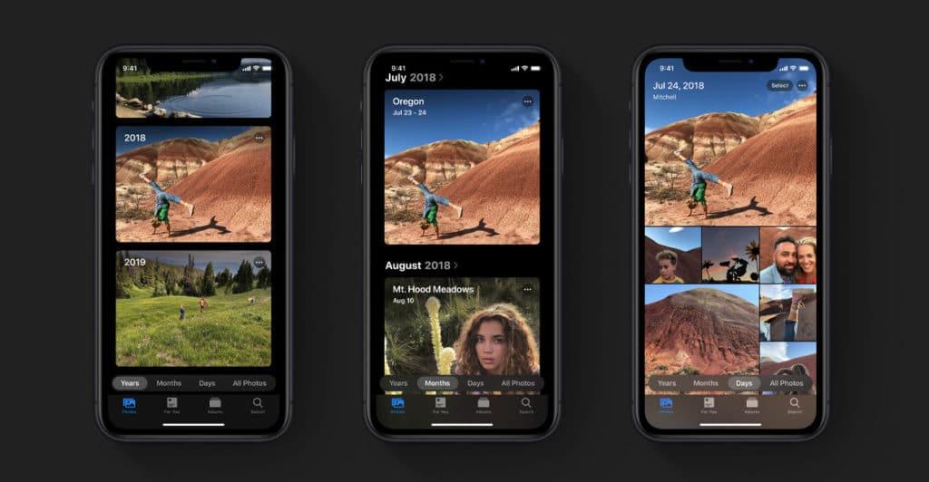 iOS 13 Dark Mode 1 7