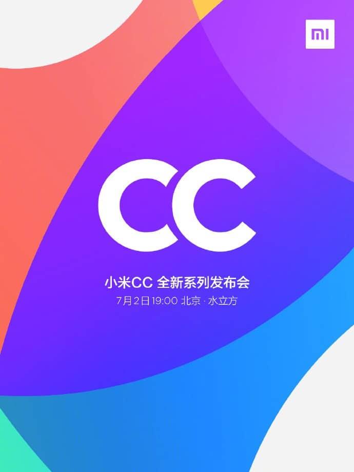 xiaomi cc9 series 1