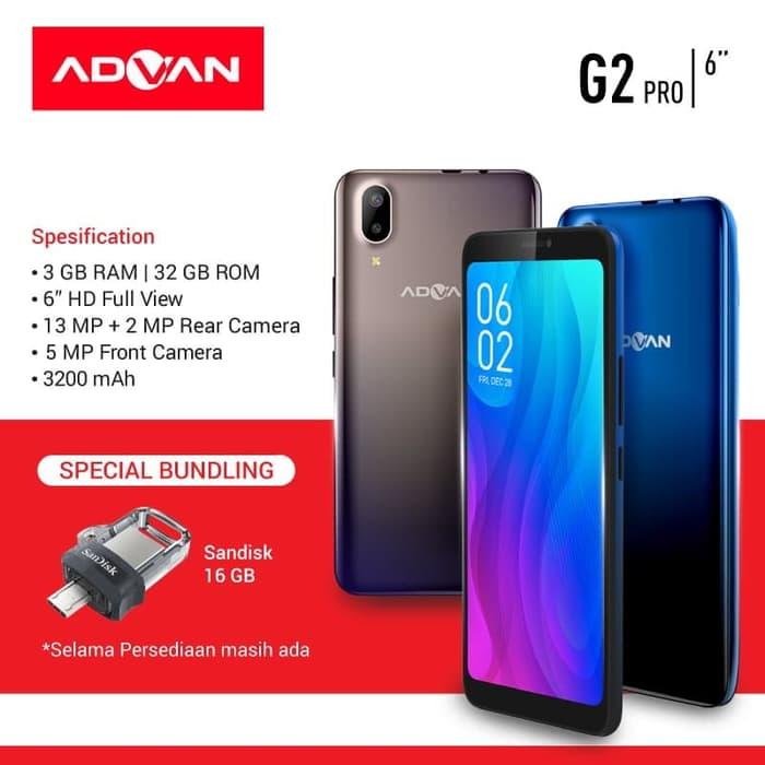 Advan G2 Pro 3GB 32GB 55