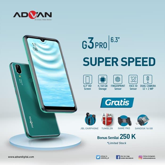 Advan G3 Pro 4GB 64GB 67