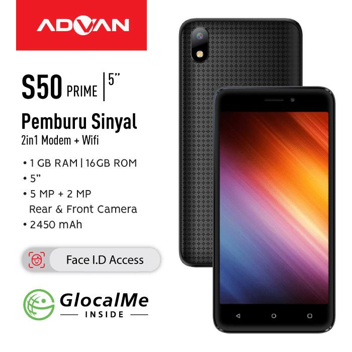 Advan s50 Prime 1GB 16GB 147