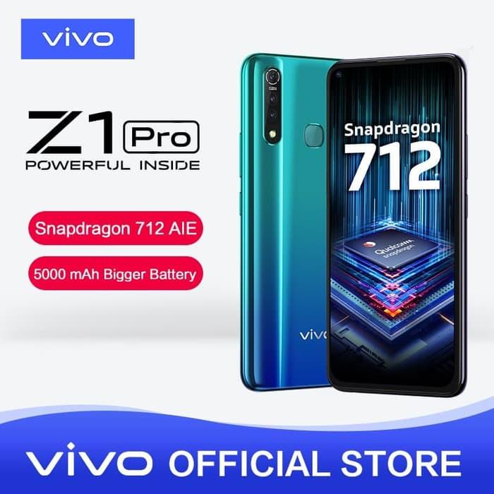 VIVO Z1 PRO SONIC BLUE 923