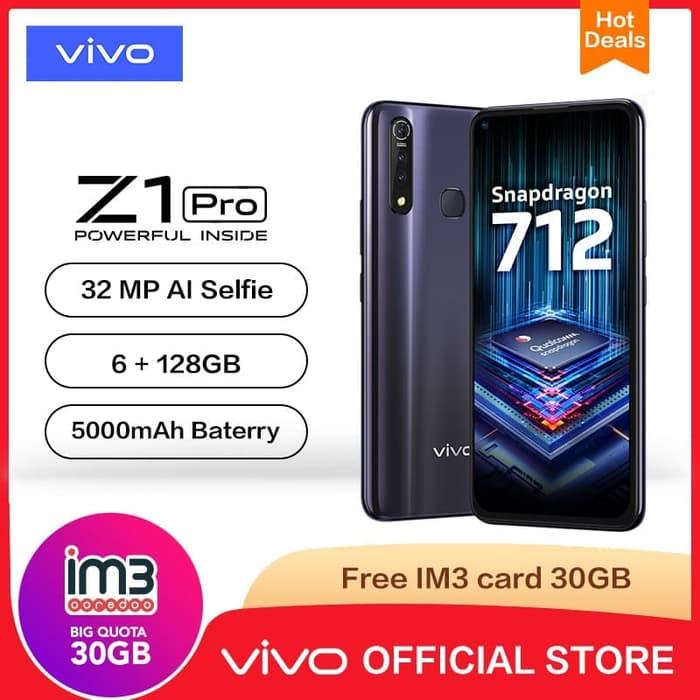 VIVO Z1 Pro 6 128GB BLACK 911