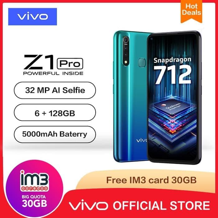 VIVO Z1 Pro 6 128GB SONIC BLUE 915