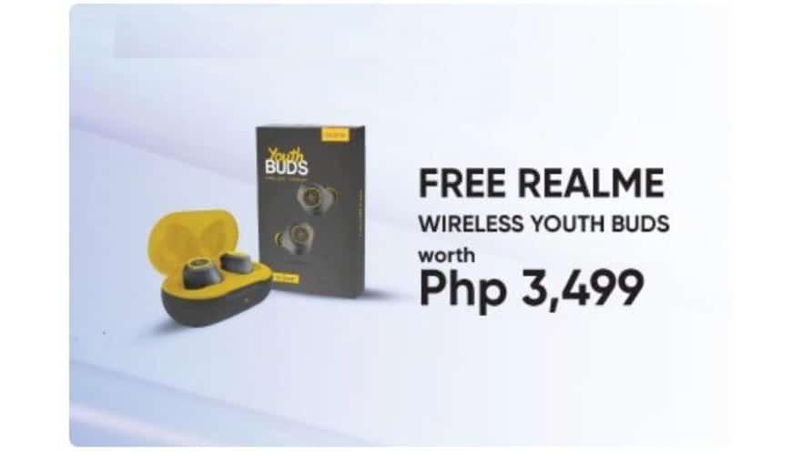 Realme Wireless Youth Buds