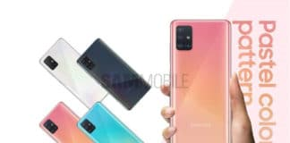 Warna Galaxy A51